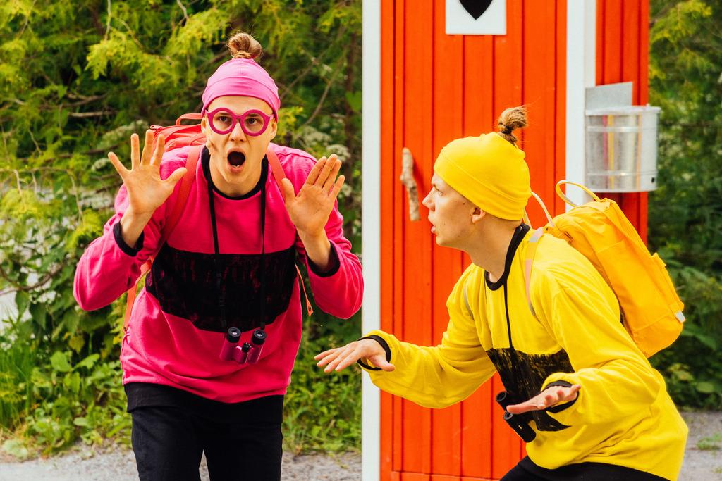Tatun ja Patun Suomi (2019). Kuva: Karri Harju